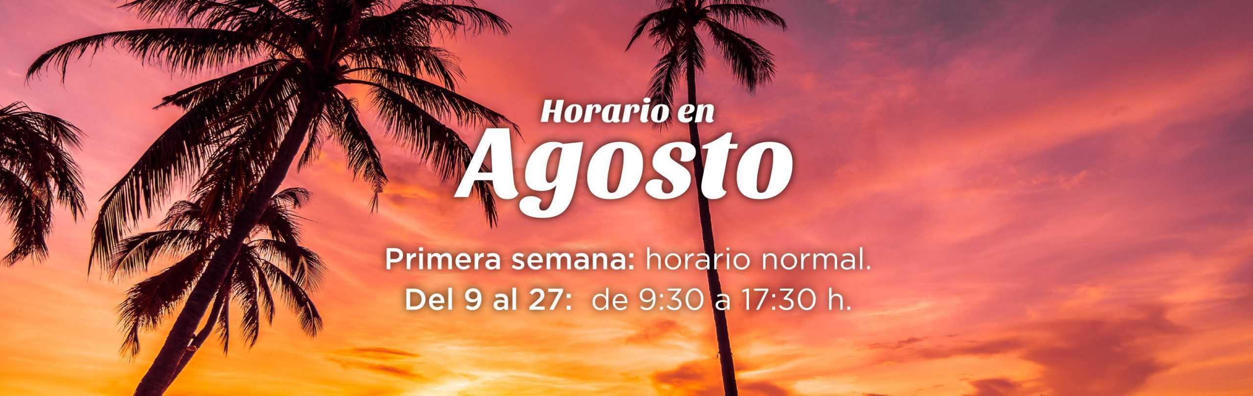 clínica dental en Valencia abierta en Agosto